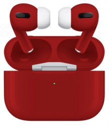 Наушники Apple AirPods Pro [Matte Red] Full