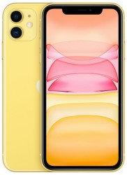 Apple iPhone 11 128Gb Yellow (Жёлтый)